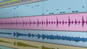 sound waves Kim Handysides voice over professional