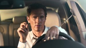 Matthew McConaughey in Lincoln ad Kim Handysides Voiceover