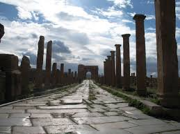 roman road. improve your narration, solidify