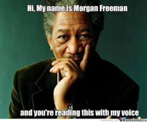 Voice Over Portfolio: Why We Love Morgan Freeman