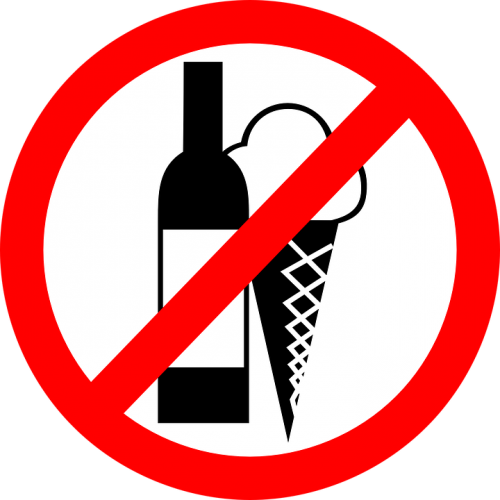 Vocal care no dairy or alcohol