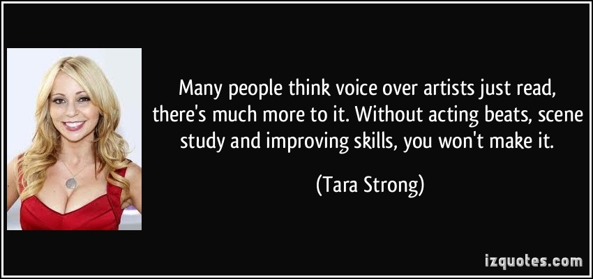 voice over accountability mentoring group voice over