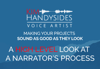 Kim-Handysides-Award-Winning-Female-Voice-Over-Artist-elearning-rate-hexagon-narrators-process