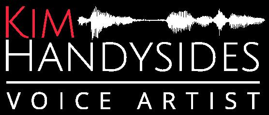 Kim-Handysides-Award-Winning-Female-Voice-Over-Artist-Branding-logo