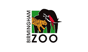 Kim Handysides Voice Over Artist Birmingam zoo logo