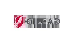 Kim Handysides Voice Over Artist Gilead logo