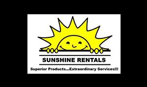 Kim Handysides Voice Over Artist Sunshine Rentals logo