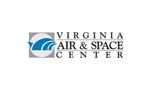 Kim Handysides Voice Over Artist Virginia Air Space Center logo